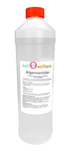Pool Algenverhüter/Algenvernichter 1,0 l - konzentriert + schaumfrei