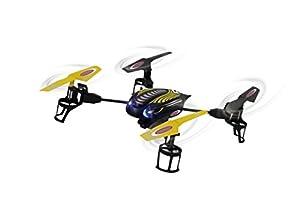 Jamara Q-drohne AHP Remote Controlled Quadcopter - Juguetes de Control Remoto (Polímero de Litio, 350 mAh, 4 x AA, 135 mm, 286 mm, 58 mm)