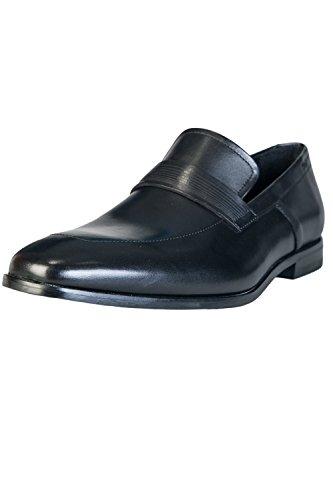 Hugo Boss , Herren Mokkasins schwarz schwarz 41.5, schwarz - schwarz - Größe: 44