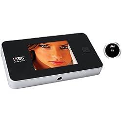 """ITEC iViewer 03 2,8 Judas de porte électronique écran 2,8"""""""