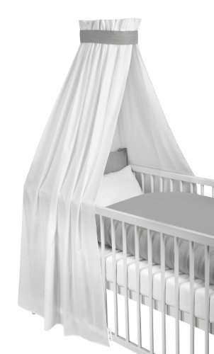Babyblog 5090040527 Himmel Mehrfarbig (White/Silver)