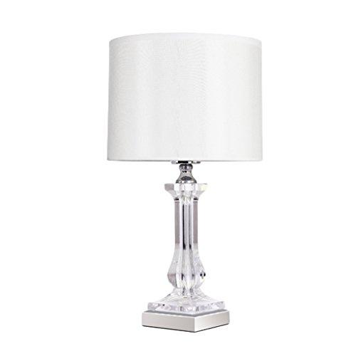 Plexiglass imitation cristal lampe de table moderne minimaliste art lampe de chevet E27 salon chambre hôtel restaurant salon éclairage décoratif