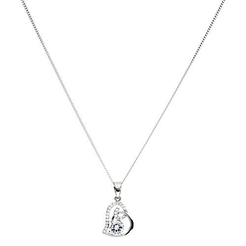 Die Beste MYA art Premium Kette Halskette 925 Sterling Silber mit ... 61cb9120f4