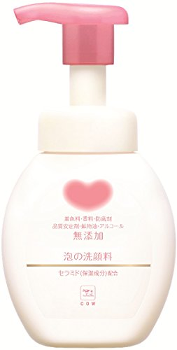 Mutenka Cow Brand Moisturizing Facial Wash (Dry Skin) (japan import)