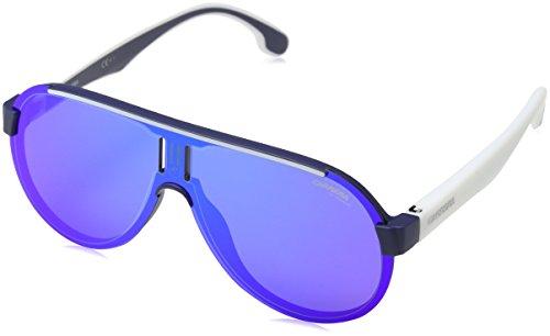 Carrera Unisex-Erwachsene 1008/S Z0 RCT Sonnenbrille, Blau (MATT ML. Blue), 99