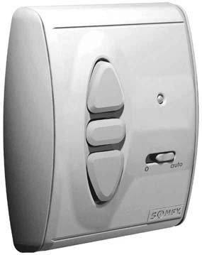 Somfy 1810208 Centralis Uno IB - Motorsteuergerät