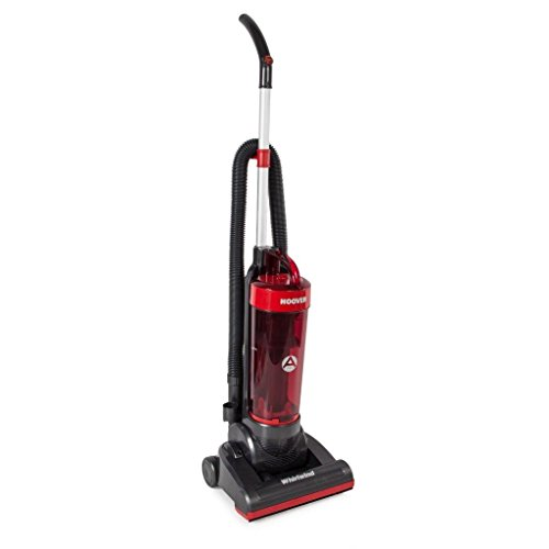 Hoover WR71WR01001 Whirlwind Bagless Upright Vacuum Cleaner, 750 W-Red