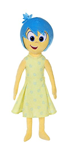 Peluche Disney Inside Out Gioia 30 cm
