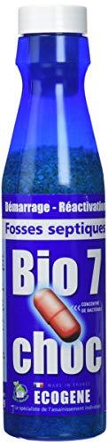 AB7 INDUSTRIE Bio 7 Choc Fos,Septiques P/Concen 375 g