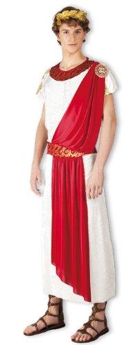 Kaiser Claudius Römer Kostüm Gr. 46 (Nero Kaiser Kostüm)