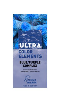 Color Elements Blue Purple Complex - 500ml