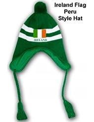 Irland flagge Peru Style Hat