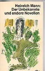 Der Unbekannte. Fünf Novellen.
