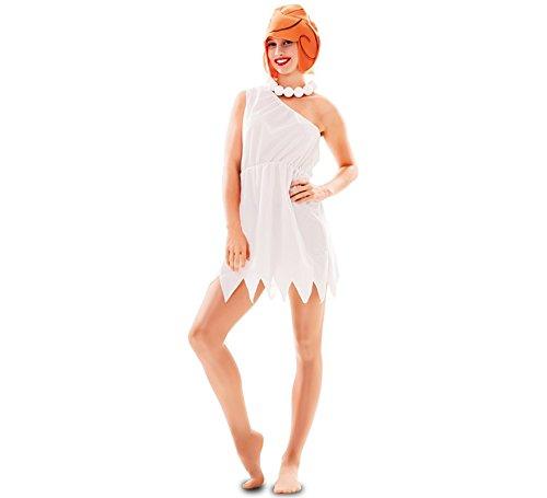 Fyasa 705834-txl Wilma Kostüm, - Wilma Kostüm Xl