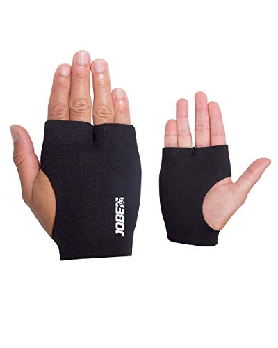 Jobe Palm Protectors Handschuhe, Mehrfarbig, One Size Palm Protector