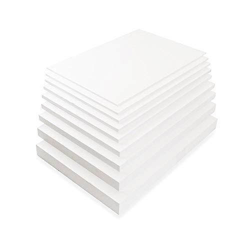Styropor Dämmplatten EPS DEO 035 dm - 100 kPa (1 Paket Styroporplatten INHALT: siehe Auswahlfeld) - sicherer Versand Ihrer Bestellung durch passgenaue 2-wellige Versandkartons (100 MM (2,0 m²/Paket))