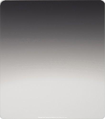 Rollei Profi Rechteckfilter - Grauverlaufsfilter mit weichem Verlauf aus Schott-Glas - Soft Nano IR GND 16 (1,2) 150 mm