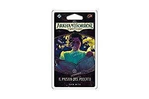 Asmodee Italia- Arkham Horror LCG expansión El Precio del Pecado Living Card Game, Color, 9630