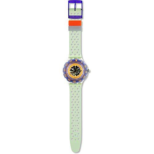 Orologio Swatch Vintage Scuba Hyppocampus SDK103, UNI