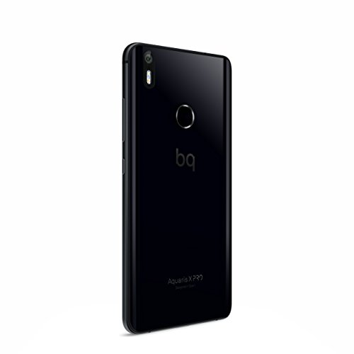 BQ Aquaris X Pro - Smartphone de 5 2   4G  WiFi  Bluetooth 4 2  Qualcomm Snapdragon 626 Octa Core 2 2 GHz  128 GB de memoria interna  4 GB de RAM  c