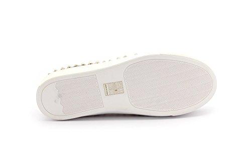 Steve Madden Emmmaa-s, Sneaker a Collo Basso Donna Oro