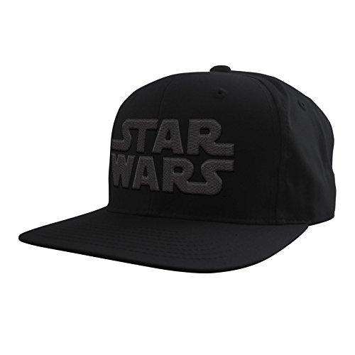 Star Wars Empire Logo Snapback Cap nero