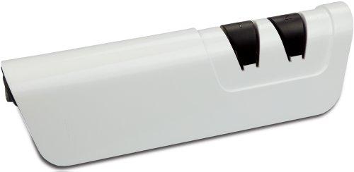 zoomyo KS100 Elektrischer Messerschärfer mit professioneller Diamantstaubbeschichtung