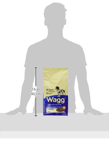 Wagg Complete Dog Food with Chicken and Vegetables, 2.5kg 4