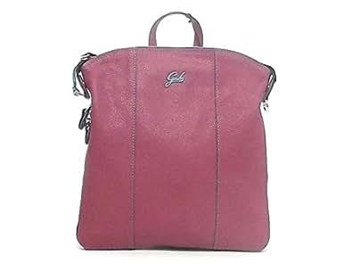 GABS Borsa Donna Zaino a Spalla, Luigia tg S, Pelle bottalata rosa, A8102