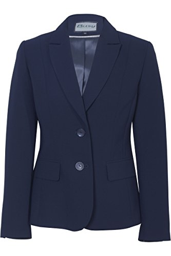 Busy-Clothing-Womens-Navy-Suit-Jacket