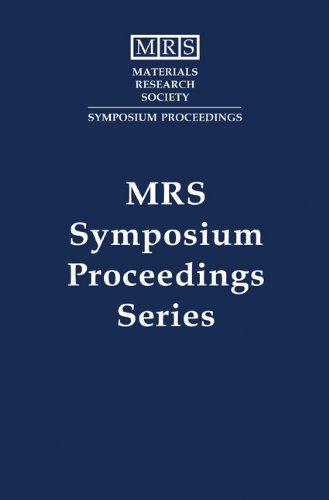 Flat-Panel Display Materials ― 1998: Volume 508 (MRS Proceedings, Band 508) -