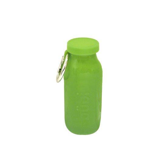 bubi (defenses) Bottle 450ml bottle silicon Green kbb0009 (japan import)