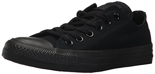 Converse All Star Chuck Taylor Ox, Sneakers Unisex - Adulto Argento Mono
