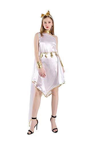 Weihnachts Kleidung Für Erwachsene, Denn Arabische Göttin-Kostüme, Sexy Kleider Für Feste, Geburtstagsfeiern Und Diverse Ferien Feiern, ()