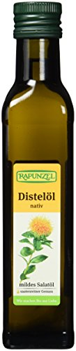 Rapunzel Distelöl nativ, 1er Pack (1 x 250 ml)
