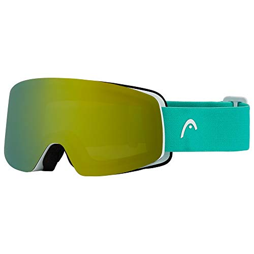 HEAD Infinity FMR Skibrille, Gold, One Size