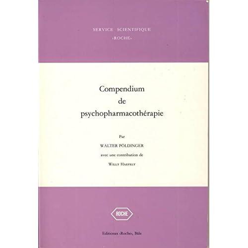Compendium de psychopharmacotherapie
