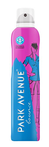 Park Avenue Bounce Women Deo for Women, 135ml  available at amazon for Rs.171