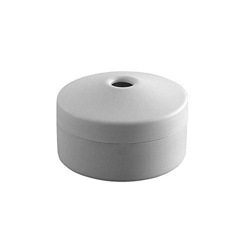 Kit 42 Deck (sunnymi Lufterfrischer-festes Parfüm-Innengarderoben-Parfüm-Kasten,Lufterfrischer Solide Frische Box Duft Aromatische Innenschrank Duft Box (Grau, 65 * 65 * 42mm))