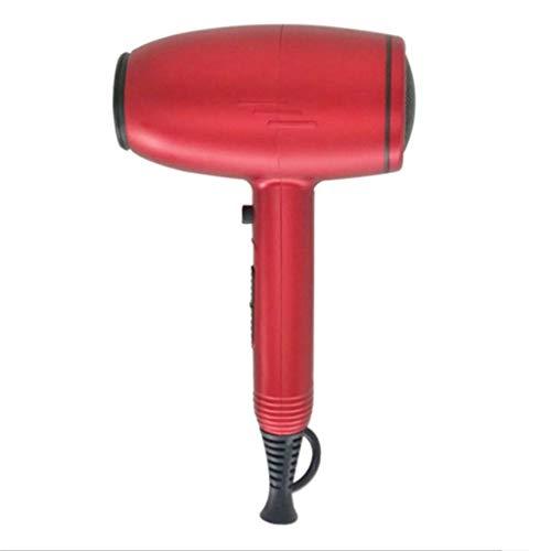 Unbekannt Haartrockner,Fön High-End-Haushalts-Hammer-Haartrockner-konstante Temperatur-heißer und kalter Wind Verletzt Nicht Haar-Anion (Farbe : Red)