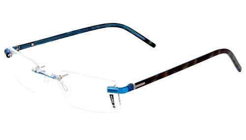 switch it Garnitur Combi 6004 Wechselbügel Montur in der Farbe havanna braun / innen blau