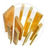 Materias primas de madera