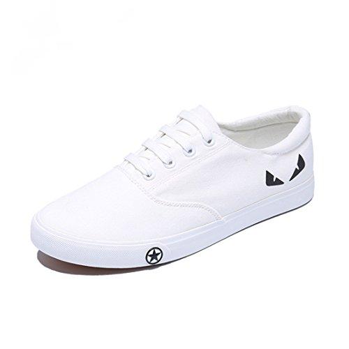 Men's Looper Zapatos Hombre Causal Shoes Women white