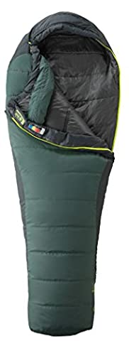 Marmot Electrum - Sac de couchage - Long gris/vert 2016 sac couchage homme