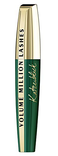 L'Oréal Paris Volume Million Lashes Katzenblick in schwarz, Mascara für extra definierte und bis zu 3x voluminösere Wimpern, mit pflegenden Ölen, 9 ml
