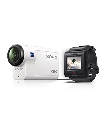 Sony FDR-X3000R Camera d'action ultra-stabilisée/4K...