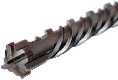 HAWERA 266488 Hammerbohrer SHARX /Ø10mm x100x165mm SDS-plus 4 Schneiden