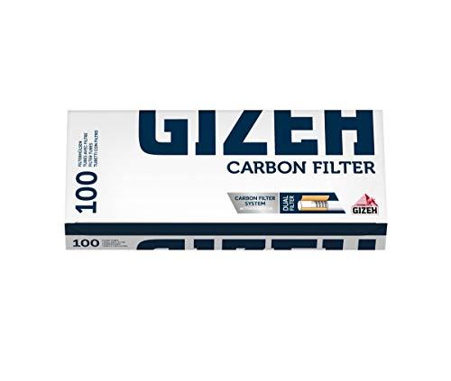 Gizeh Gizeh Carbon Filter Hülsen