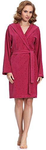Merry Style Bata Ropa Casa Lenceria Mujer MS542 Arándano