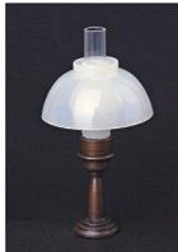 Melody Jane Puppenhaus Kupfer Basis Kamin Lampion Tischleuchte 12V Licht Elektrische Beleuchtung
